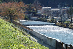 Jyosaiaikuchi Irrigation Channel Geopoint